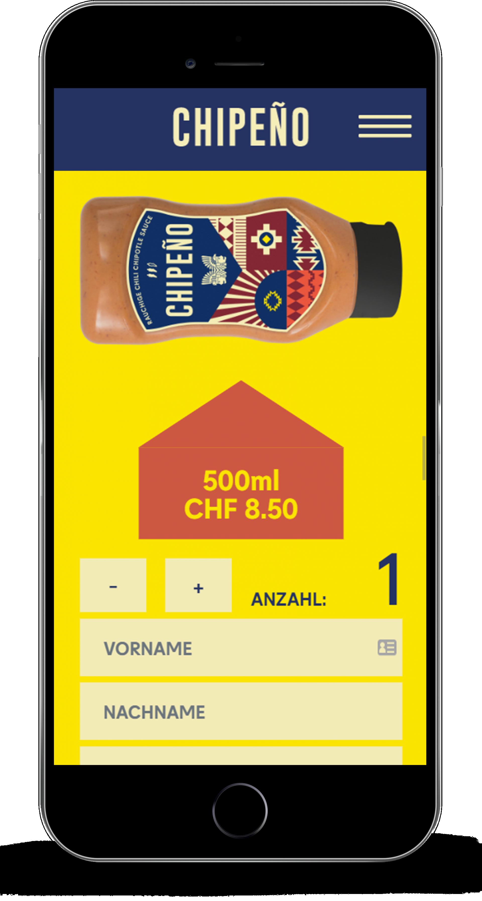 Chipeno mobile8